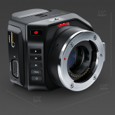 NAB 2015 Impressions: Blackmagic Design Micro Cinema Camera
