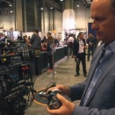 NAB 2015 : David Wells on iKan's TiltaMax Wireless Focus System with ProductionHub.com