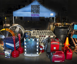 MPR's Production Supplies for your Film Gear Rental