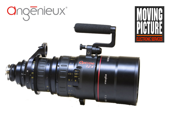 Optimo 24-290mm Zoom Lens