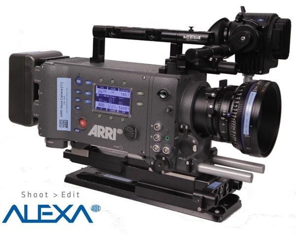 Alexa Camera Rentals