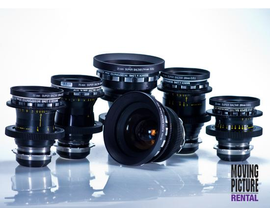 camera lens rental Miami
