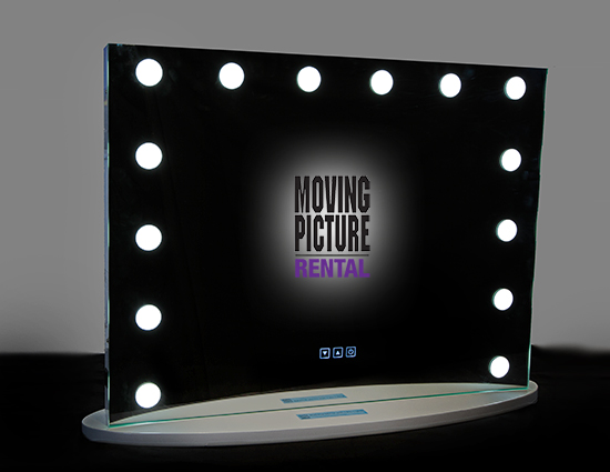 makeup mirror moving picture rental