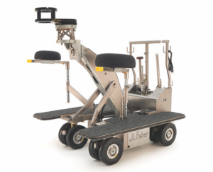 The Fisher 11 Dolly is part of an essential Movie equipment rental list